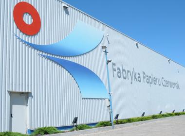 Paper factory Czerwonak (extension)