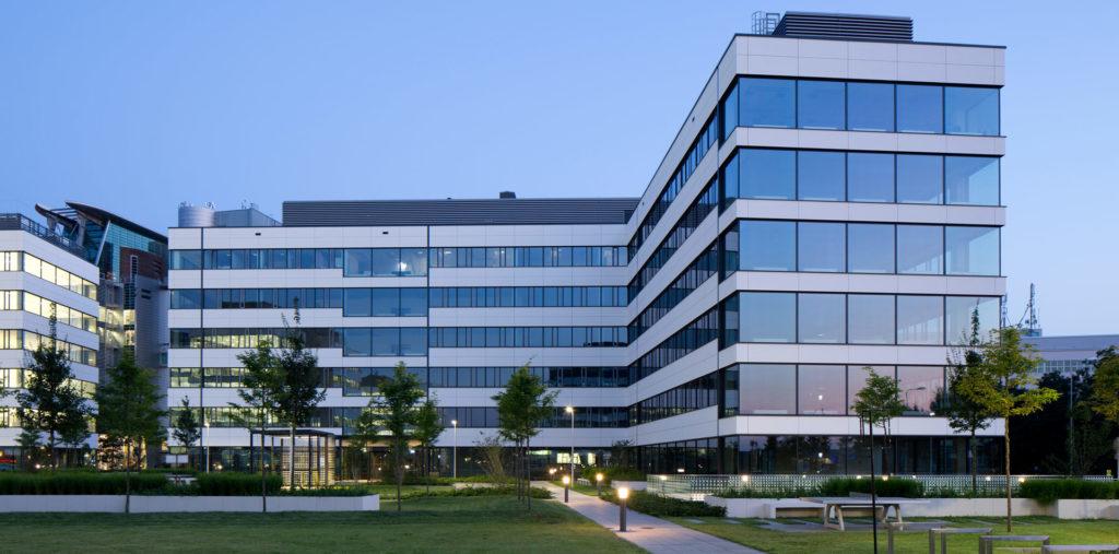 Business Center Poznań II (im Bau)