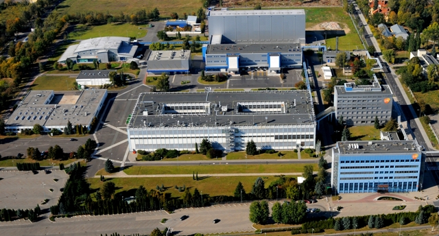 GSK Pharmaceuticals S.A. Poznań- Gefahrgutlager (im Bau)